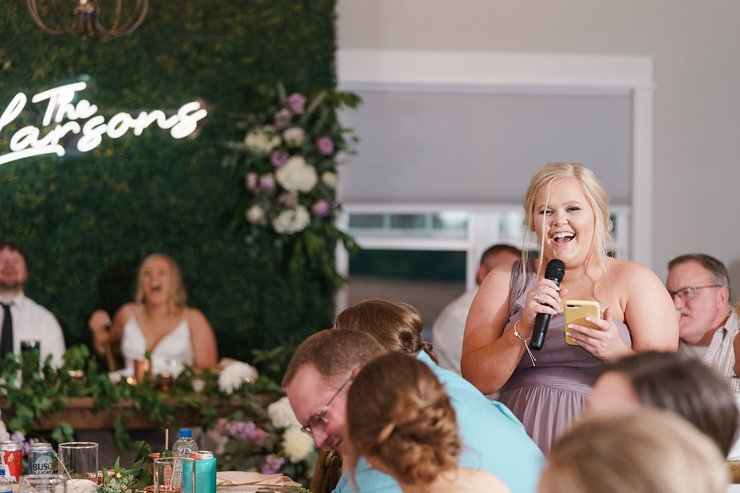 maid of honor speeches