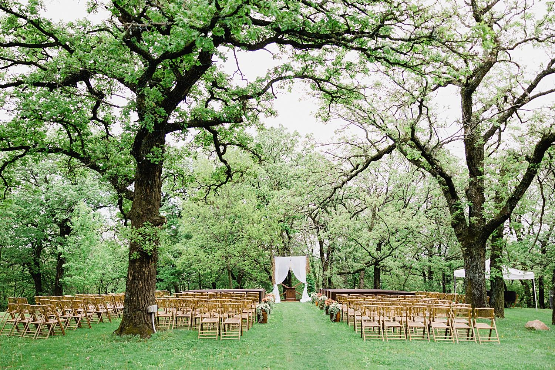 beautiful outdoor wedding ceremony locations