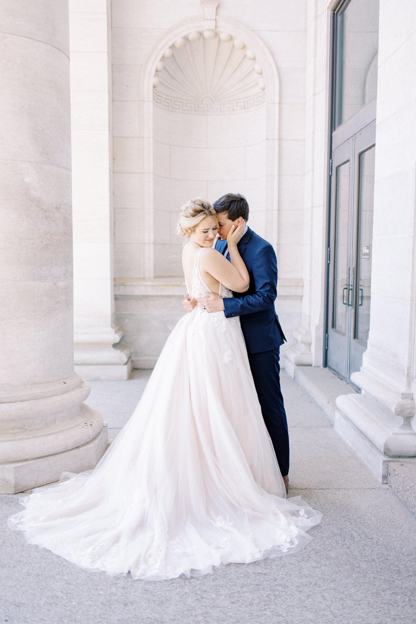 des moines wedding photographer Jennifer Weinman Photography