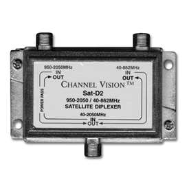 SATD2 Channel Vision | JMAC Supply