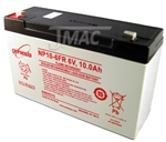 NP10-6FR EnerSys | JMAC Supply