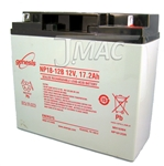 NP18-12B EnerSys | JMAC Supply