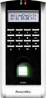 AC900 FingerTec | JMAC Supply
