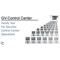 GV-CONTROL-CENTER GeoVision | JMAC Supply