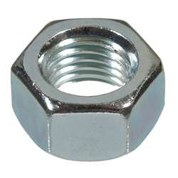 The Hillman Group 3871 1-14 Grade 5 Hex Nuts SAE Zinc Plated 2-Pack