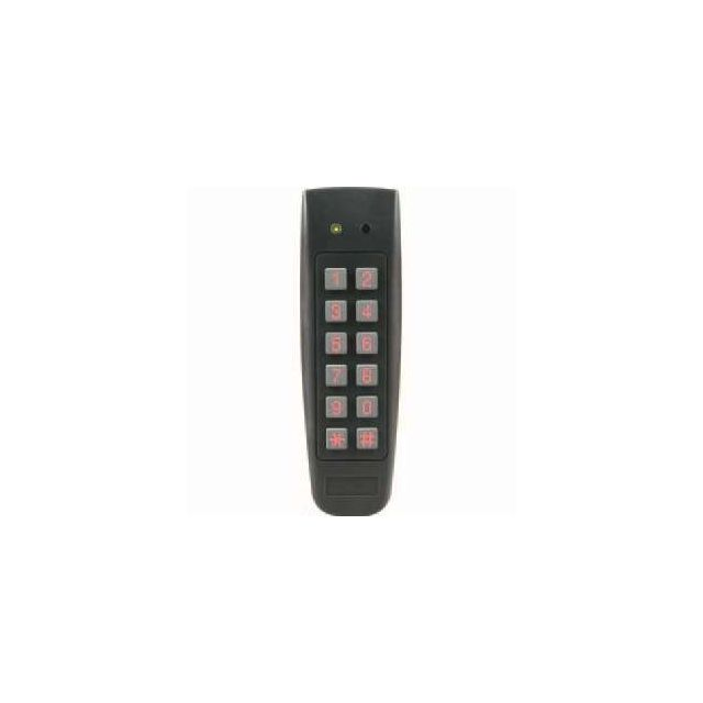 Rosslare Security ACG44 Outdoor Mullion Backlit PIN  Prox Standalone Controller