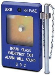 491 CUSTOM WCSU Security Door Controls | JMAC Supply