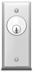 705NU L1 CYL-KD Security Door Controls | JMAC Supply