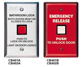 CB402-AU Security Door Controls | JMAC Supply