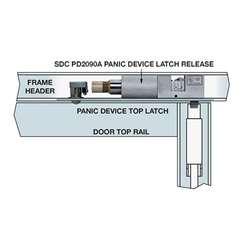 PD2090ALCU Security Door Controls | JMAC Supply