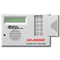 AD2000F United Security Products | JMAC Supply