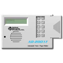 AD2001F United Security Products | JMAC Supply