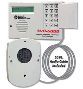 AVD-6000 United Security Products | JMAC Supply