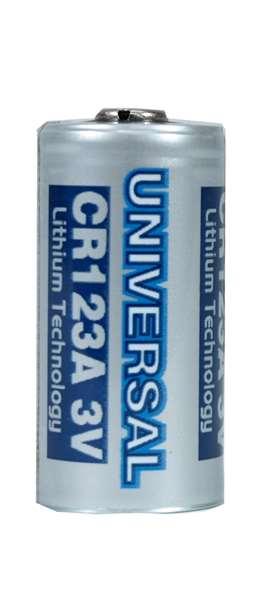 88005 UB-CR123A Universal Power Group   JMAC Supply