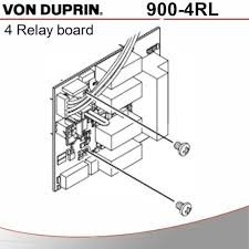 900-4RL Von Duprin | JMAC Supply