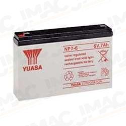 NP7-6 Yuasa | JMAC Supply