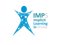 The Implicit Learning in Stroke trial logo. Source: Image created by Authors; Copyright: The Authors; URL: https://www.researchprotocols.org/2019/11/e14222; License: Creative Commons Attribution (CC-BY).