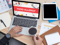 Source: Shutterstock; Copyright: garagestock; URL: https://www.shutterstock.com/image-photo/food-allergy-concept-on-laptop-screen-514832893?src=library&studio=1; License: Licensed by the authors.