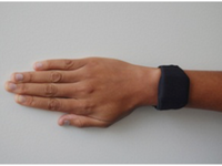 EDA wearable device. Source: Image created by the authors; Copyright: The Authors; URL: http://biomedeng.jmir.org/2020/1/e17106/; License: Creative Commons Attribution (CC-BY).