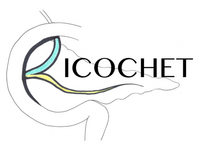 The RICOCHET study logo. Source: Image created by Authors; Copyright: The Authors; URL: https://www.researchprotocols.org/2019/6/e13566; License: Creative Commons Attribution (CC-BY).
