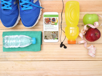 Healthy lifestyles and Top Tips app. Source: The Authors / Shutterstock; Copyright: The Authors; URL: http://mhealth.jmir.org/2019/5/e12326/; License: Licensed by the authors.