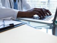 Source: Adobe Stock; Copyright: WavebreakMediaMicro; URL: https://stock.adobe.com/ca/images/male-doctor-using-laptop-at-desk-in-the-hospital/278888456; License: Licensed by JMIR.