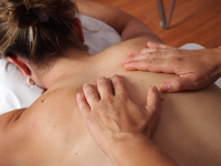 Source: Pixabay; Copyright: Mariolh; URL: https://pixabay.com/photos/physiotherapy-massage-back-relax-567021; License: Licensed by JMIR.