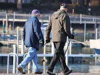 Older adult men walking. Source: pxfuel; Copyright: pxfuel; URL: https://www.pxfuel.com/en/free-photo-xgeqx; License: Licensed by JMIR.