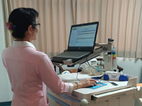 IT Intervention in Charging Inpatients Medical Materials. Source: Min-Chi,Liao; Copyright: The Authors; URL: http://mhealth.jmir.org/2020/3/e16381/; License: Licensed by the authors.