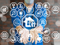 Source: Adobe Stock; Copyright: wladamir1804; URL: https://stock.adobe.com/images/family-medicine-insurance-concept-doctor-using-virtual-interface-offers-house-family-icon/183445574; License: Licensed by the authors.