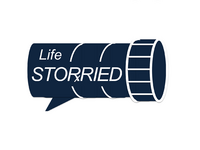 Life STORRIED LOGO TOC. Source: Image created by the authors; Copyright: Camille Lin and Isabella Cuan; URL: http://www.researchprotocols.org/2020/9/e19496/; License: Creative Commons Attribution (CC-BY).