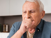 Source: Freepik; Copyright: freepik; URL: https://www.freepik.com/free-photo/close-up-old-man-coughing_10518380.htm; License: Licensed by JMIR.
