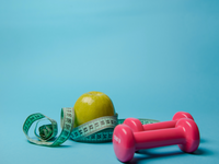 Source: Pexels; Copyright: Photo by Andrew Wilus from Pexels; URL: https://www.pexels.com/photo/dumbbells-near-apple-with-measuring-tape-5515713/; License: Licensed by JMIR.