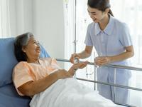 Source: Freepik; Copyright: jcomp; URL: https://www.freepik.com/free-photo/nurses-are-well-good-taken-care-give-medicine-elderly-patients-hospital-bed-patients-feel-happiness-medical-healthcare-senior-patient-concept_7810038.htm; License: Licensed by JMIR.