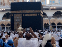 Ka'aba, Makkah. Source: Image created by the Authors; Copyright: The Authors; URL: https://publichealth.jmir.org/2020/3/e10959; License: Creative Commons Attribution (CC-BY).