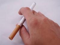 Source: stockvault; Copyright: frhuynh; URL: https://www.stockvault.net/photo/106399/e-cigarette#; License: Licensed by JMIR.