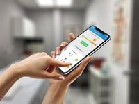 Manage My Pain: A digital health solution for patients and doctor to measure, monitor, and manage chronic pain. Source: Image created by the Authors; Copyright: ManagingLife, Inc; URL: https://medinform.jmir.org/2019/4/e15601; License: Creative Commons Attribution (CC-BY).