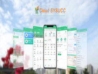 The photo shows the directions for patients to use the Cloud SYSUCC remote pharmacy platform. Source: Image created by the authors; Copyright: The Authors; URL: http://www.jmir.org/2021/1/e24619/; License: Creative Commons Attribution (CC-BY).
