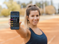 Source: The Authors / Freepik; Copyright: The Authors; URL: https://www.freepik.com/free-photo/sporty-woman-presenting-smartphone-template_4507661.htm; License: Creative Commons Attribution (CC-BY).