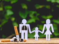 Source: iStock by Getty Images; Copyright: Jikaboom; URL: https://www.istockphoto.com/au/photo/paper-dolls-parents-and-daughter-daddy-doll-have-burned-lungs-their-hands-hold-hands-gm956944362-261288608; License: Licensed by the authors.