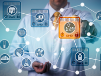Source: iStock by Getty Images; Copyright: LeoWolfert; URL: https://www.istockphoto.com/no/photo/pharma-logistician-using-iot-based-on-blockchain-gm997784670-269945378; License: Licensed by the authors.