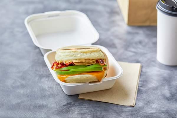 New English Breakfast Sandwich