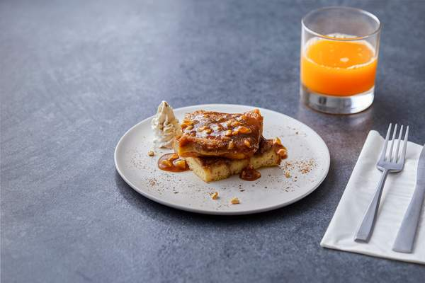 Sticky-Sweet French Toast