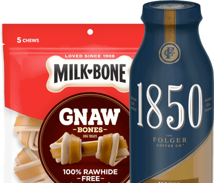 Milk Bone and 1850