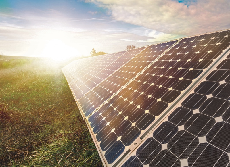 Environmental Efforts with Solar Power