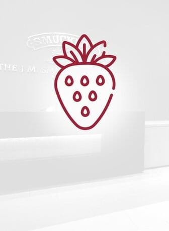 Investors - Red Strawberry Icon