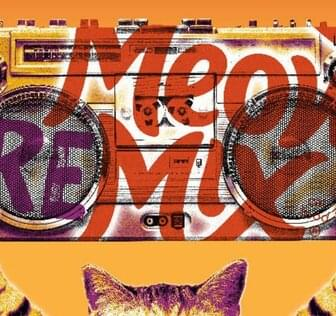 Meow Mix advertisement