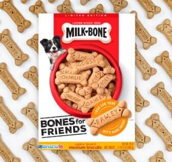 Milk Bone Bones with Friends