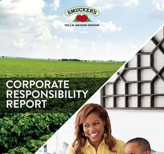 Corporate Responsibility Report Cover 2017