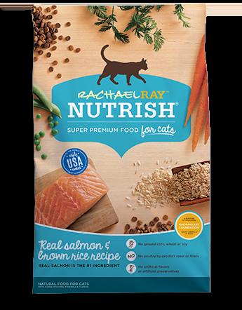 Real Salmon & Brown Rice Recipe